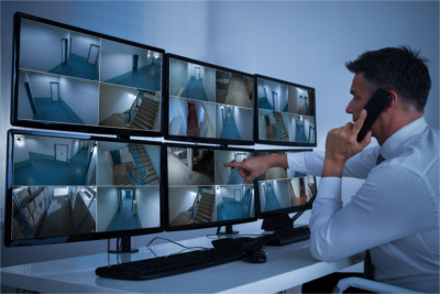 Commercial Security Systems Provider Near Livonia MI - Telesis Electronics - SecuritySystem1