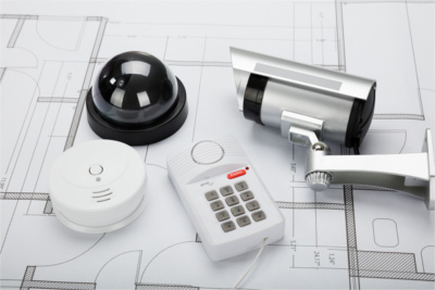 Home Security Systems Installation Near Ann Arbor MI - Telesis Electronics - SecuritySystems2
