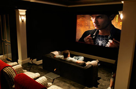 Home Theater Installation South Lyon MI | Telesis Electronics - professional-home-theater-design-and-installation-services