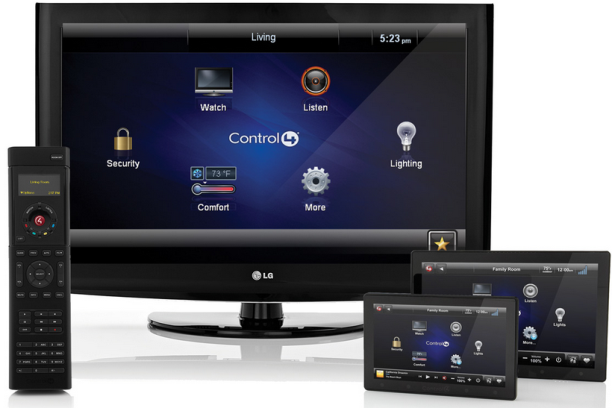 Home Security Systems South Lyon MI | Telesis Electronics - Lilin_Control_4_Home_Security